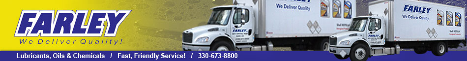 The Farley Company, Distributors of Lubricants & Chemicals
